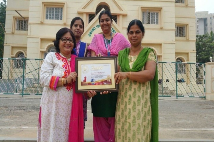 Anand Shiksha Kendra-School Excellence Award
