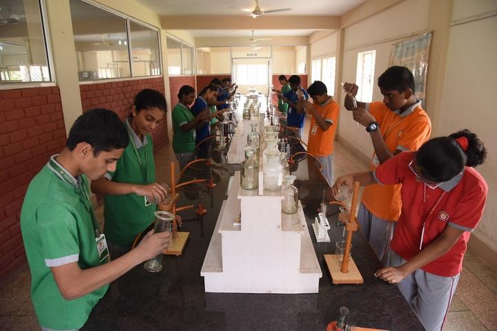 Anand Shiksha Kendra-Science Lab