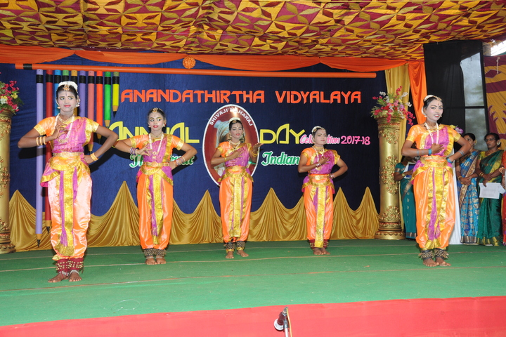 Anandathirtha Vidyalaya-Dances