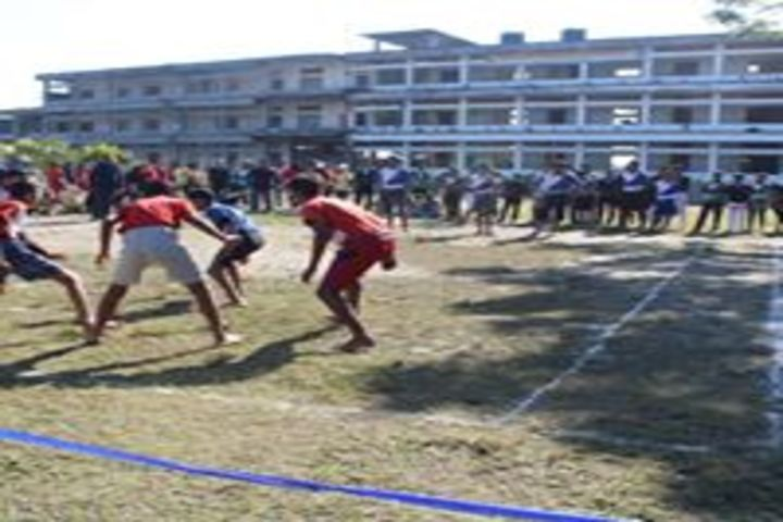 Asian Public School-Kabadi
