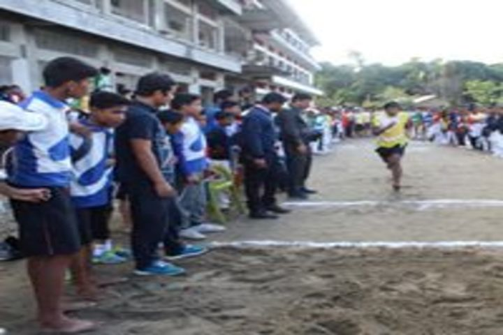 Asian Public School-Running Competition
