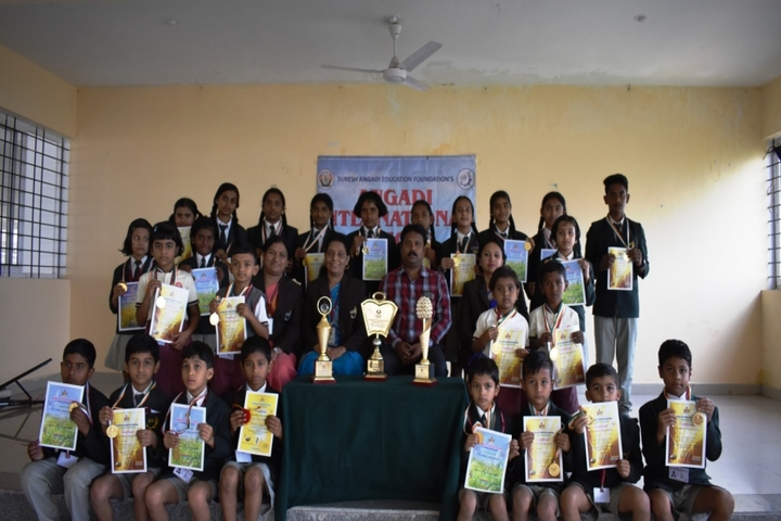 Angadi International School-Prizes
