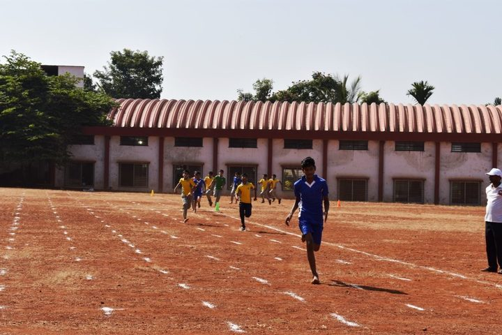 Angadi International School-Sports