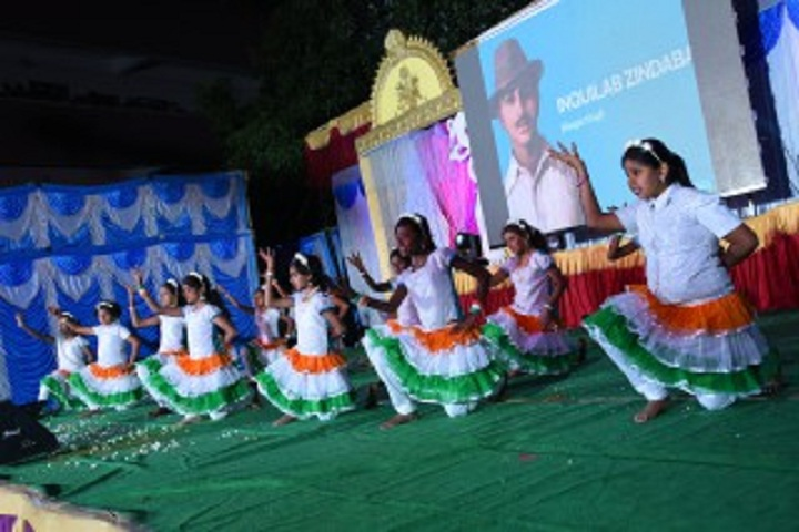 Aradhana Higher Primary School-Independance Day