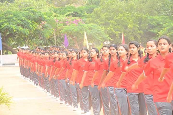Army Public School-March Past