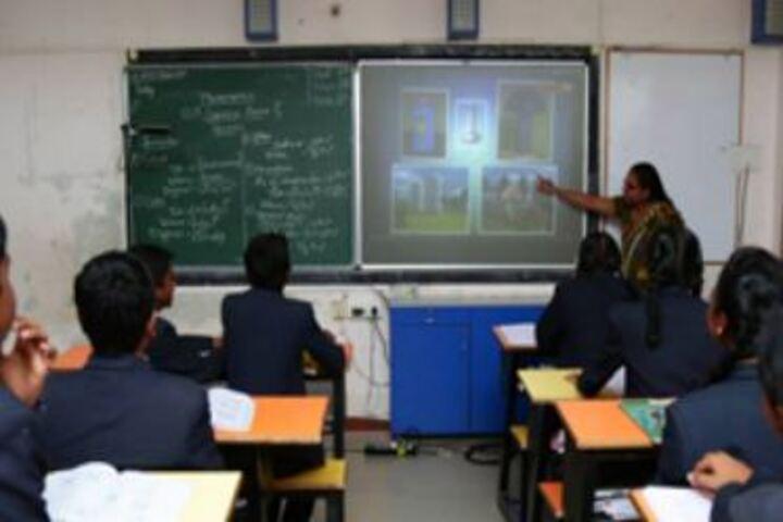 Ashok International Public School-Class Room