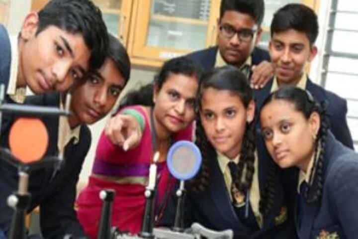 Ashok International Public School-Physics Lab