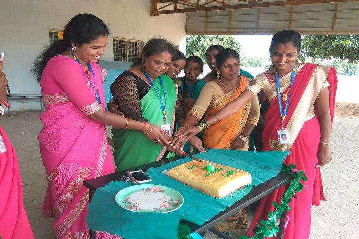 Ashok International Public School-Teachers Day
