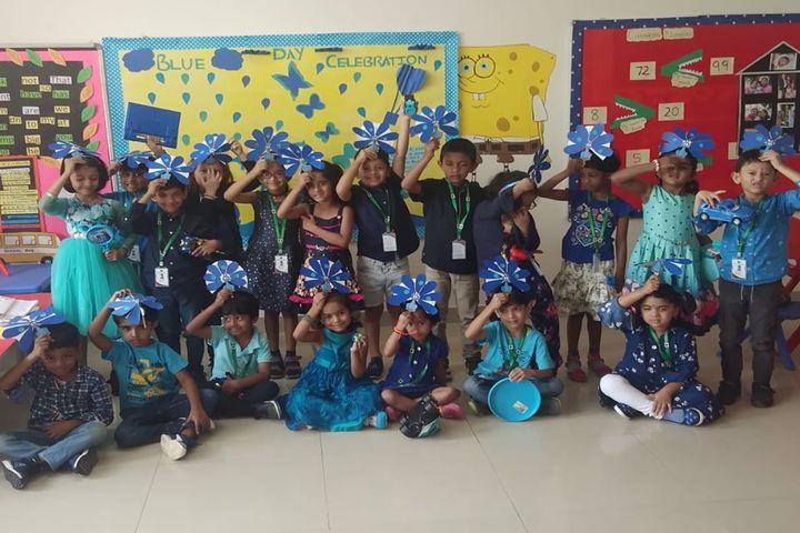 Asia Pacific World School-Classroom Activity