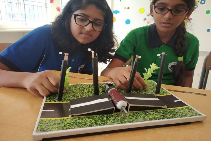 Asia Pacific World School-Science Exhibition