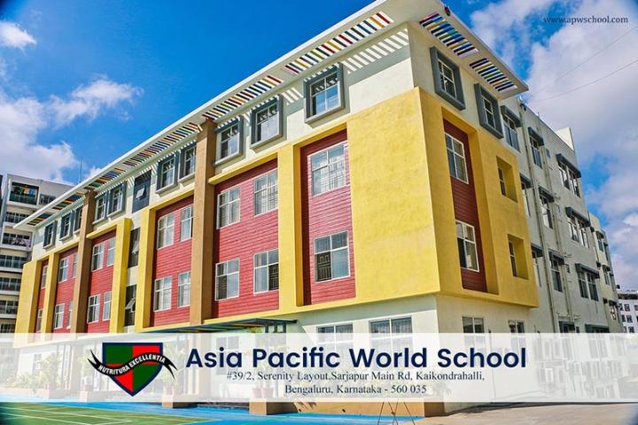 Asia Pacific World School - School Building