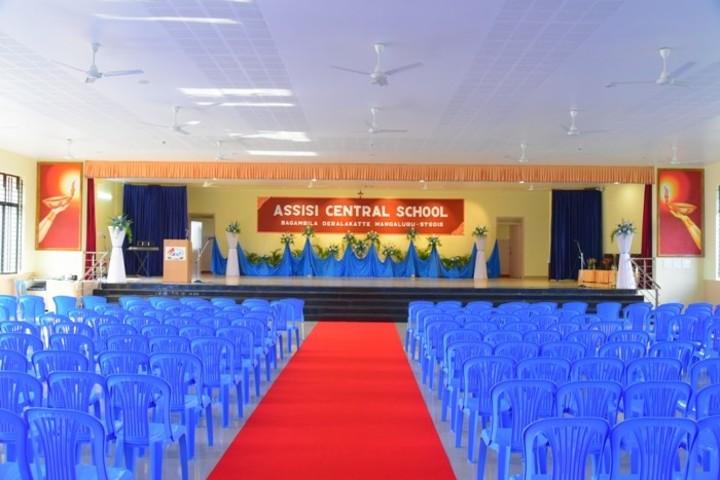 Assisi Central School-Auditorium