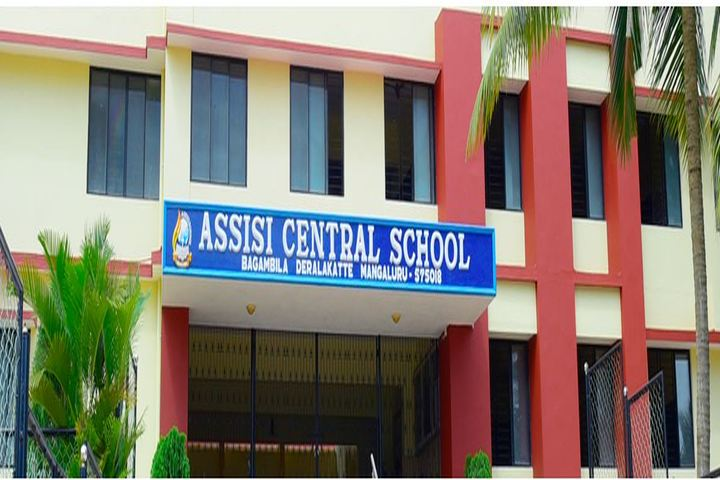 Assisi Central School-Campus