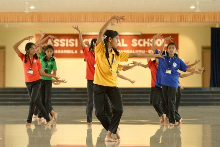 Assisi Central School-Dance Classes