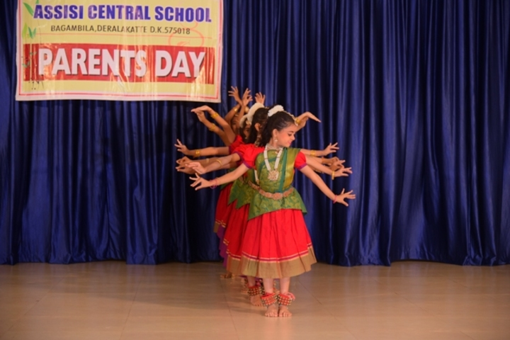 Assisi Central School-Dances