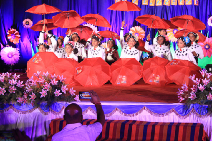 Assisi School-Annual Day Dances