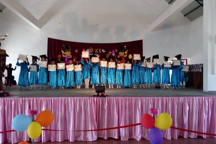 Assisi School-Convocation Day