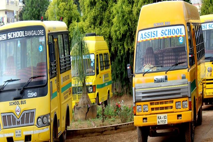 Assisi School-Transport