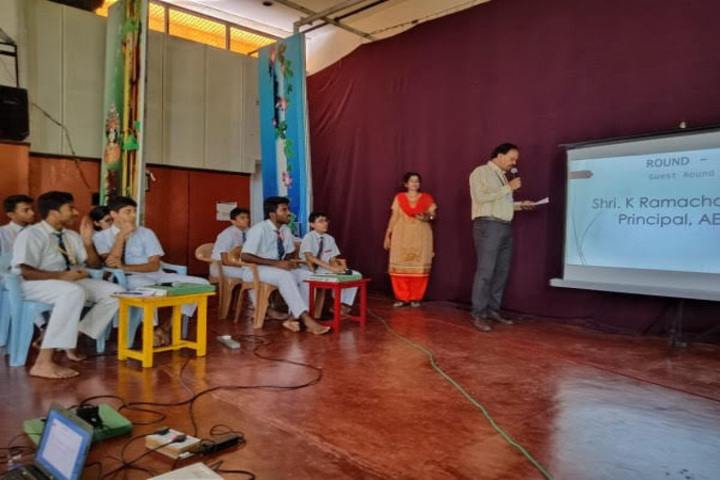 Atomic Energy Central School-Quiz Competition
