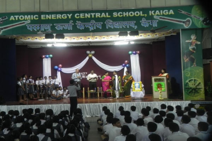 Atomic Energy Central School-Teachers Day