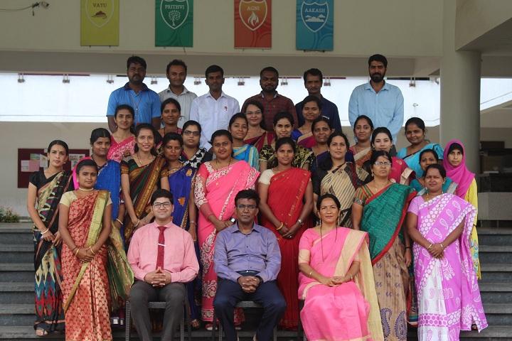 B B Hanji International School-Staff