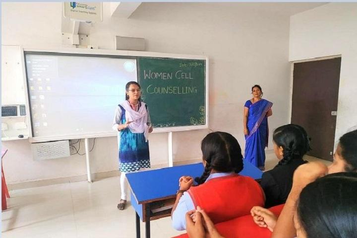 B B Hanji International School-Women Cell Counseling