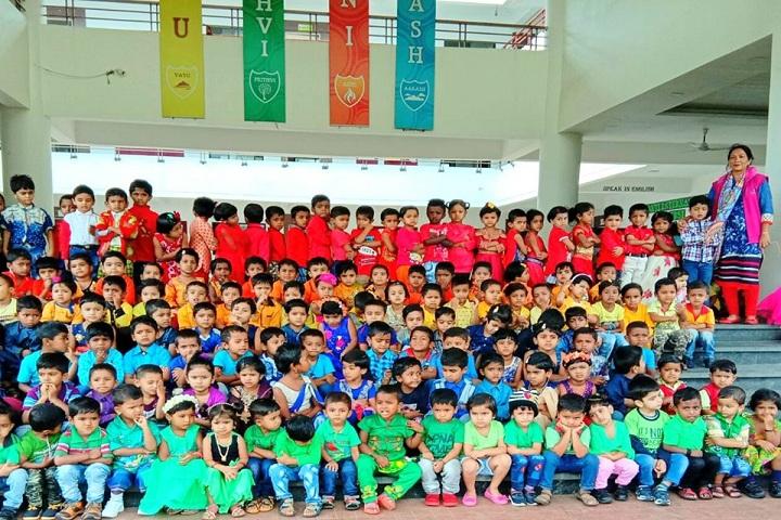 B B hanji International School-Students