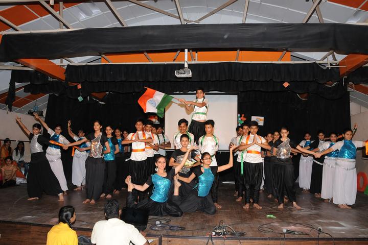 B B U L Jain Vidyalaya-Independence Day