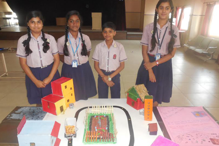 B B U L Jain Vidyalaya-Project