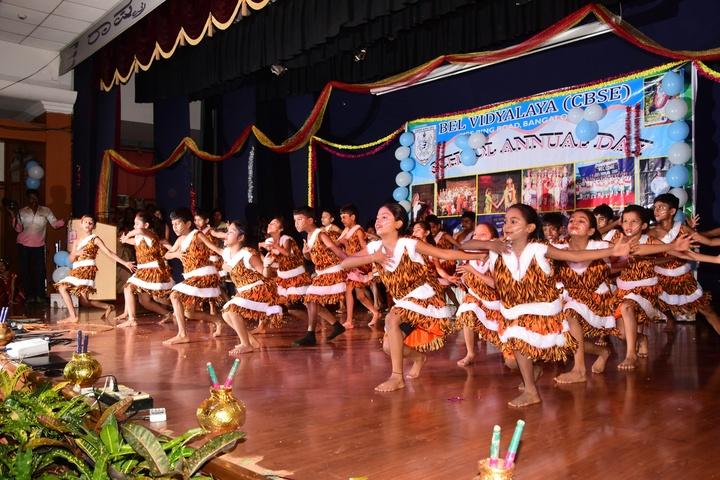 B E L School-Dance