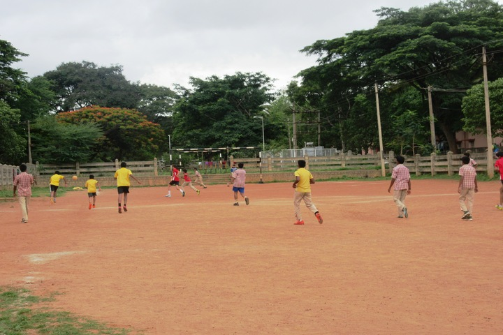 B E L School-Football Ground