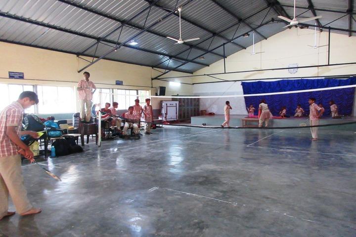 B E L School-Indoor Acadamy