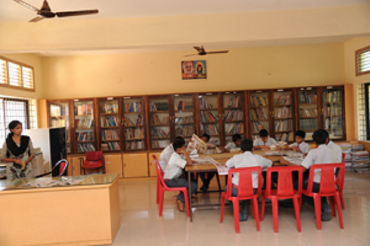 B G S Education Centre-Library