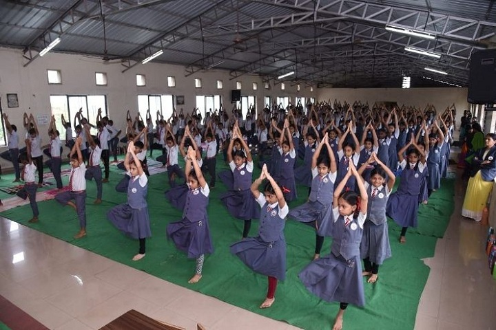 B G S Education Centre-Yoga