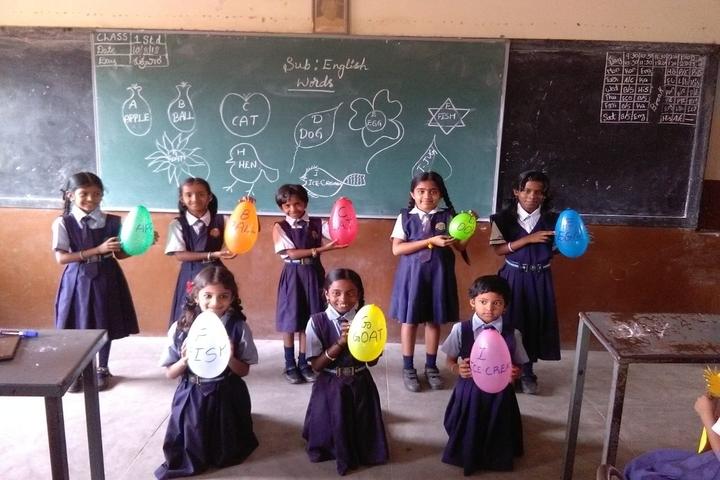 B S V Public School-Activities