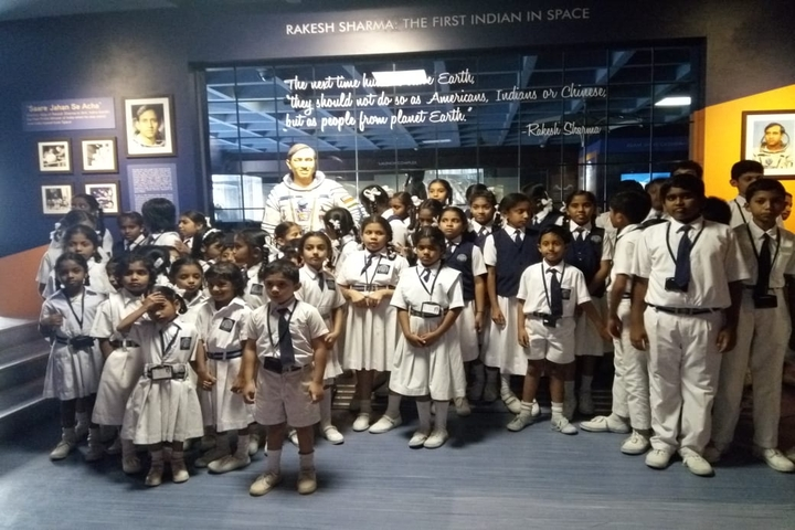 B S V Public School-Educational Trip