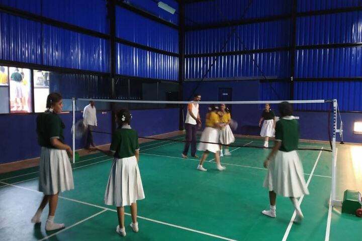 B S V Public School-Sports