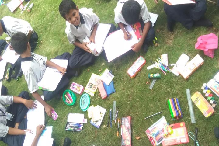 B M N Public School-Study Time