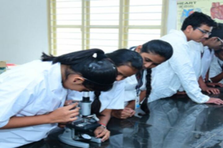 BRS Global School-Biology Lab