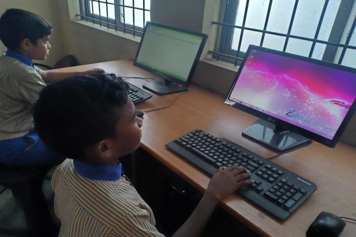 B R V Public School-Computer Lab