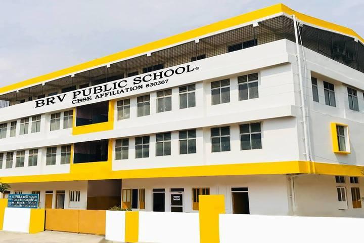 B R V Public School-School View