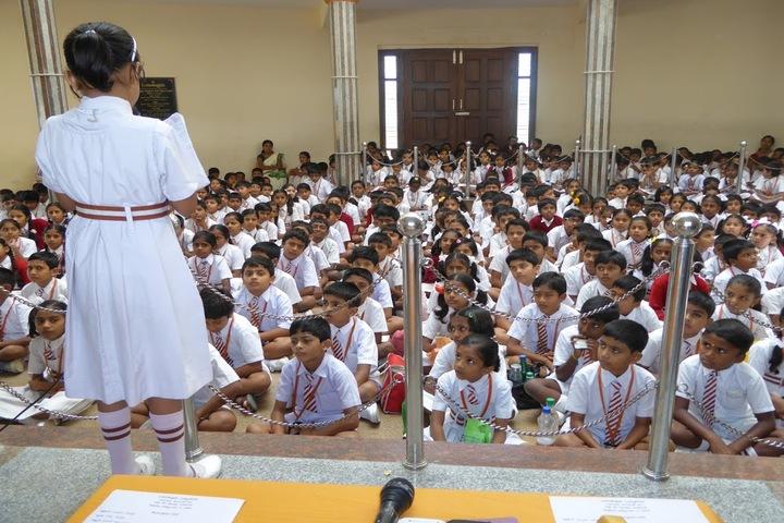 Badarikashrama Vidyashala-Assembly