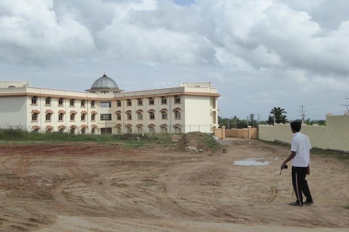 Badarikashrama Vidyashala-Campus-View