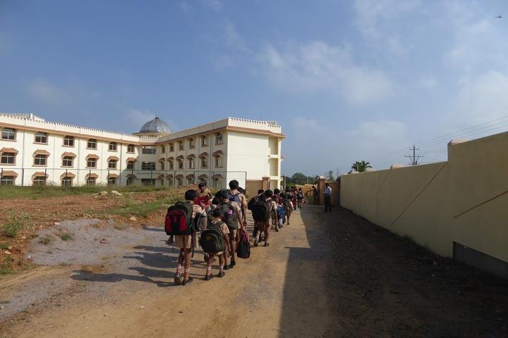 Badarikashrama Vidyashala-Campus