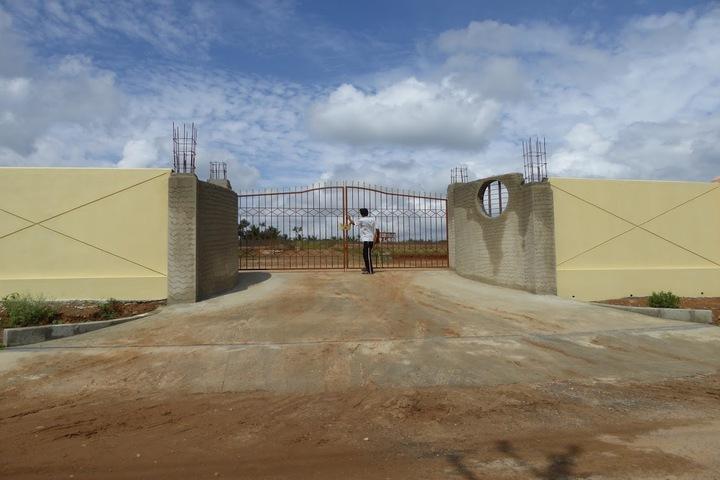 Badarikashrama Vidyashala-Gate