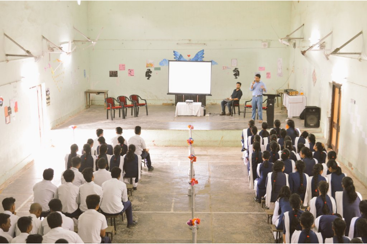Various Workshop Conducted in the School