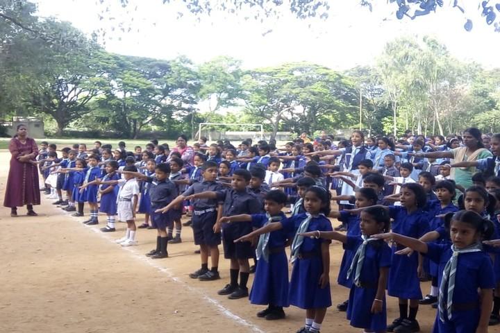 Baden Powell Public School-Assembly2