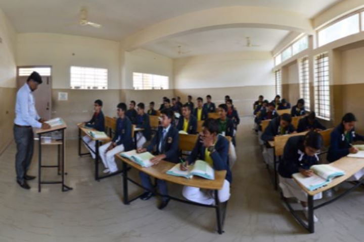 Baden Powell Public School-Classrooms
