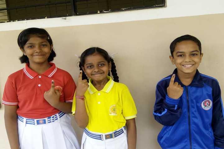 Baden Powell Public School-Election2