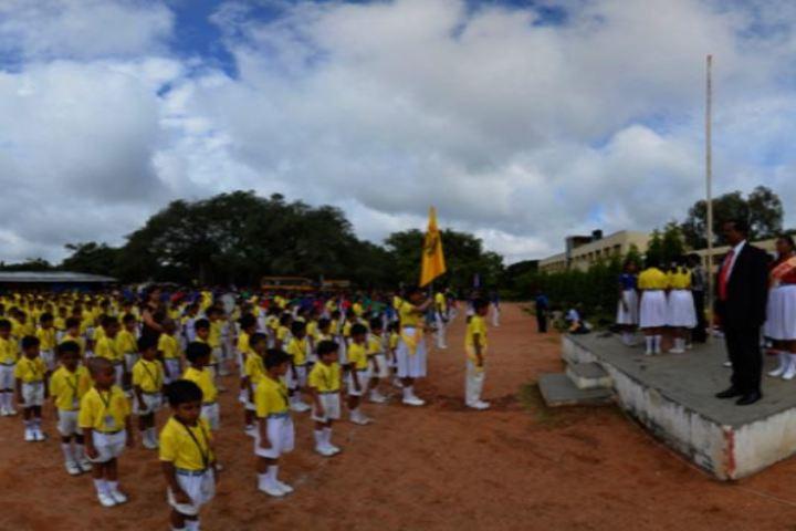 Baden Powell Public School-Sports Meet